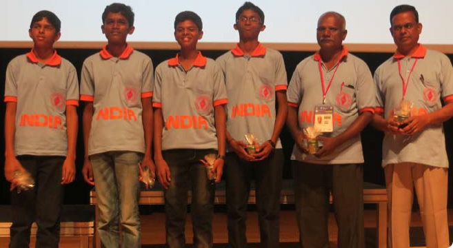 India U-15 kids finish 5th in World Youth Championship