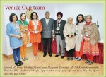 Indian Ladies team for the Venice cup