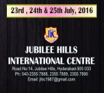 24th Jubilee Hills International Centre OPEN
