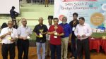 54th South Zone Championships, 2016