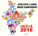 INTER STATE & JUNIOR BRIDGE CHAMPIONSHIP, 2016 – BROCHURE