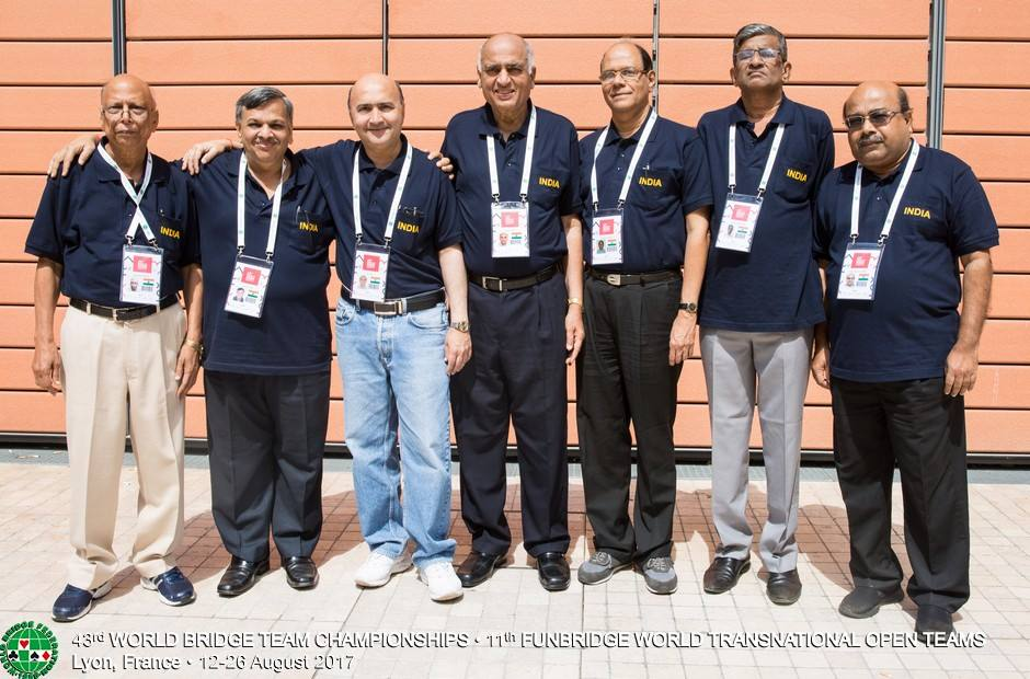 Indian Seniors Team Storms in Semi Finals Stage