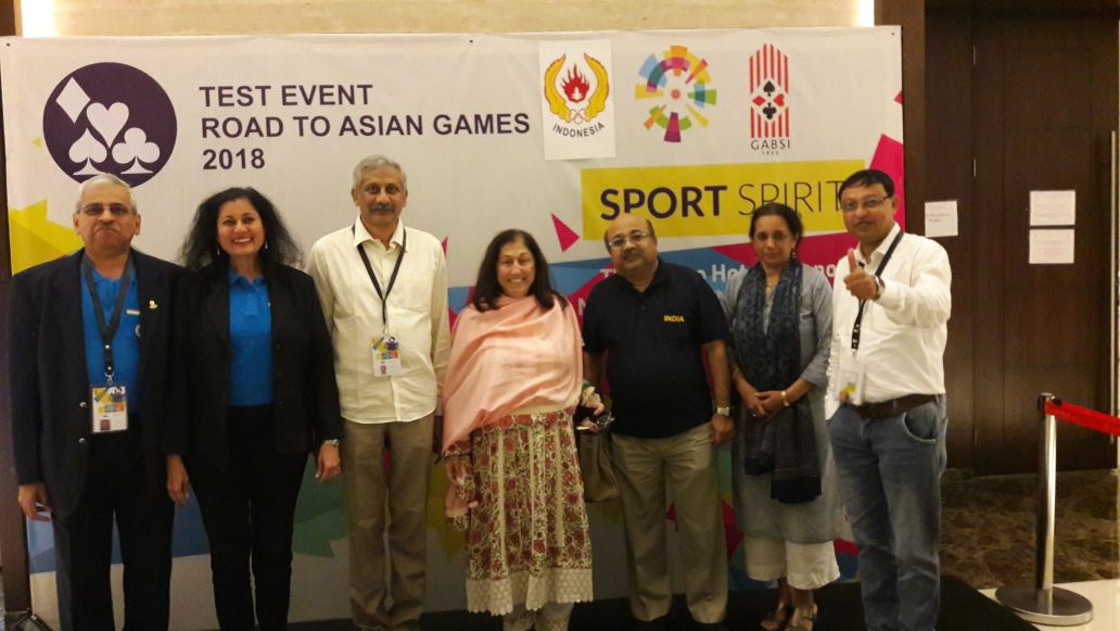 INDIAN MIXED TEAM STORMS INTO ASIAN TEST GAMES FINALE !! SUPERMIXED TEAM CLINCHES BRONZE !!