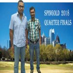 Sumit Mukherjee – Debabrata Majumder Reach QF of Spingold Event