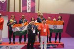 INDIAN MEN AND MIXED TEAMS LAUDED WITH BRONZE MEDALS