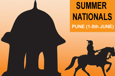 9th Tolani Summer Nationals – Pune – 1 to 5th June