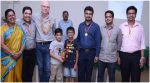 VISIT OF DANISH YOUNGSTERS TO INDIA